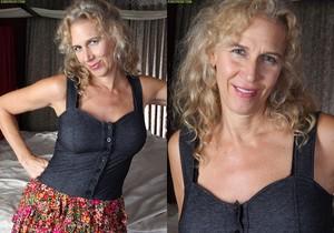 Cally Jo - Karup's Older Women