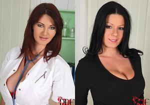 Klaudia Hot & Vanessa