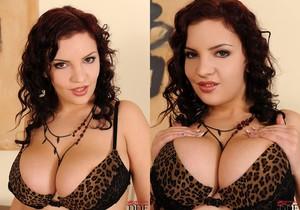 Lana Ivans - DDF Busty