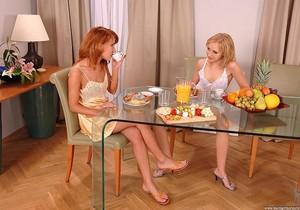 Nataly & Prada - Euro Girls on Girls
