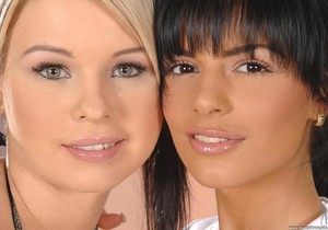 Black Angelica & Daisy Dolce