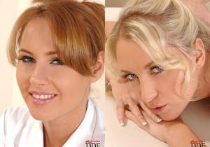 Susan Snow & Zuzana Z. - Euro Girls on Girls
