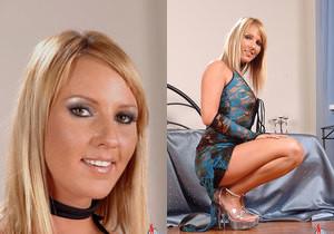 Viktoria Blond - Hot Legs and Feet