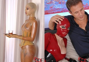 Katia De Lys & Latex Lucy - House of Taboo