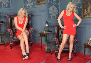 Frankie - Lady In Red - Anilos