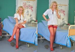 Frankie - Naughty Nurse - Anilos