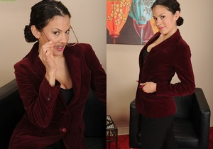 Alejandra - naughty job interview