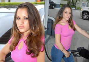 Erika - Fill Me Up - 8th Street Latinas