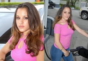Erika - Fill Me Up - 8th Street Latinas