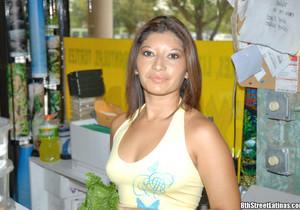 Sandra - Turtle Tush - 8th Street Latinas