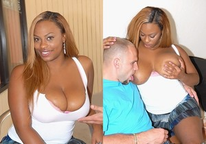 Tori - Titties On Tori - Big Naturals