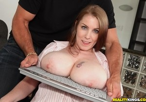 Desiree - Sleeping Boobie - Big Naturals