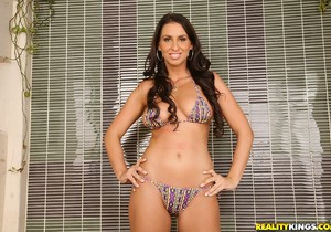 Lisa Sparkle - A Beautiful Rack - Big Naturals