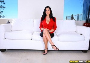 Jada - Flossing And Bossing - Big Tits Boss