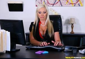 Skylar Price - Employee Services - Big Tits Boss