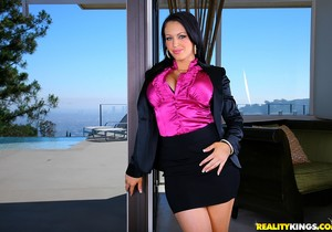 Jenna Presley - Ass Out - Big Tits Boss