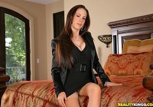 McKenzie Lee - Gstring Set Up - Big Tits Boss