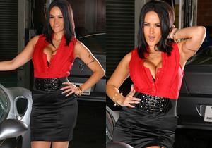 Carmella - Busy Bossy - Big Tits Boss