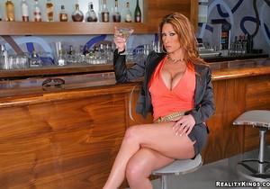 Tiffany Mynx - Reporting For Booty - Big Tits Boss