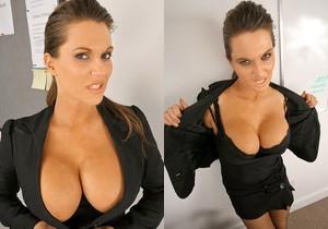 Elle Cee - Shot Caller - Big Tits Boss