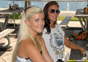 Shay Golden & Julia - Boating Booty - Captain Stabbin