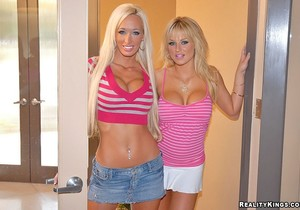 Brooke Belle & Lichelle Marie - Rise To The Occasion