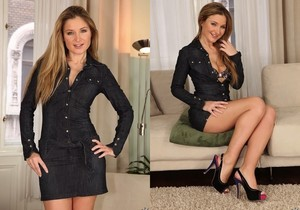 Angel Snow, Sophie Lynx - More Than Good - Euro Sex Parties