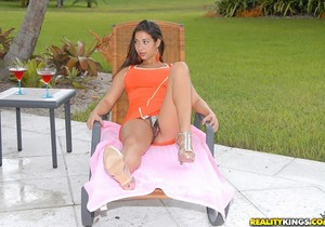 Jen Capone - Wet Lawn - Hot Bush