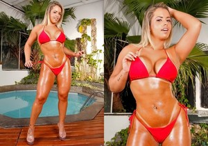 Angel - Firm And Juicy - Mike In Brazil
