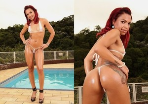 Sabrina Senna - Time For Licking - Mike In Brazil