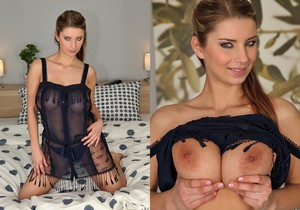 Katerina Hartlova - So Busty - Mike's Apartment