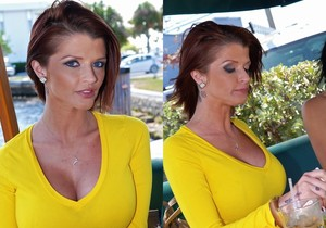 Joslyn James - Natural Beauty - MILF Hunter