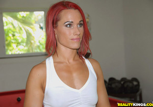 Crystal Rayne - Tight And Tidy - MILF Hunter