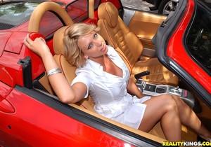 Brianna Beach - Fast Cars Easy Pussy - MILF Hunter