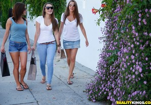 Alyssa Reece, Dani Daniels, Elisa - We Live Together