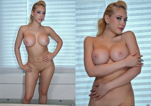Kagney Linn Karter, Nikki - Rub A Dub - We Live Together