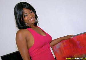 Monique Symone - The Big Move - Round And Brown