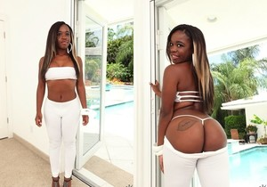 Harmonie Marquise - Bomb Booty - Round And Brown