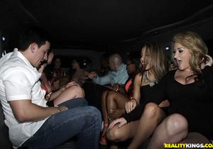 Zoey Foxx, Nina Rotti & Danira Love - In The Vip