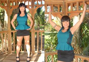 Brianna Ray, Mahina Zaltana - Sexy Talk - MILF Next Door