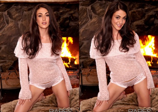 Fireside Pleasures - Victoria Love - Solo Image Gallery