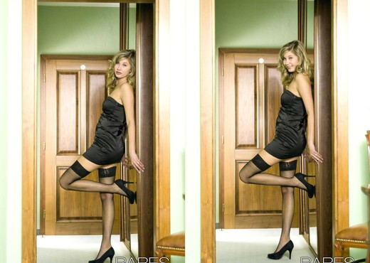 Rich Mahogany - Holly Anderson - Solo Sexy Photo Gallery