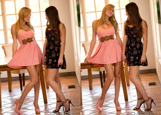 All In - Brett Rossi, Dani Daniels - Lesbian Hot Gallery