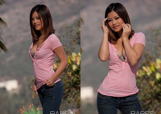 La Blue Babe - Khyanna Song - Asian Image Gallery