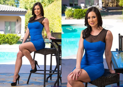 Kendra Lust - Seduced By A Cougar - MILF Porn Gallery