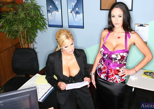 Carmella Bing, Shyla Stylez - My First Sex Teacher - Hardcore TGP