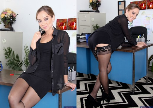 Remy Lacroix - Naughty Office - Hardcore Hot Gallery