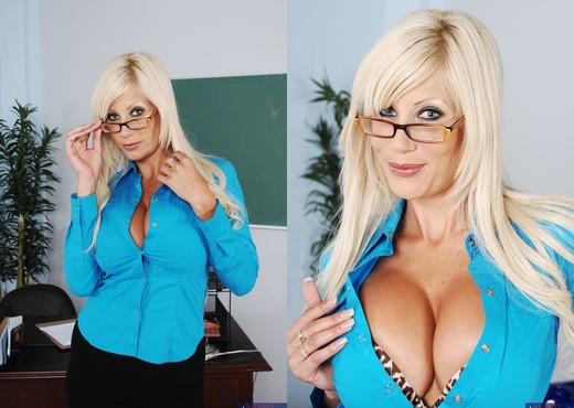 Puma Swede - My First Sex Teacher - MILF HD Gallery