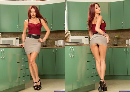 Super sexy Monique Alexander riding big black cock with her big tits exposed № 596212 загрузить