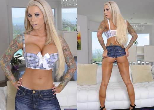 Lolly Ink - My Sister's Hot Friend - Hardcore TGP
